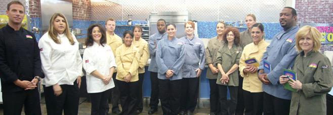 Uczestnicy programu Cukiernicy na start (źródło: TLC)
