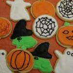 Straszne ciasteczka na Halloween (źródło: nigella.com)