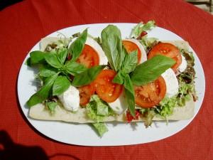 Włoska sałatka Caprese (źródło: sxc.hu)