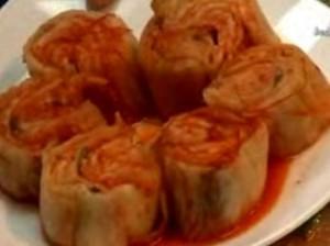 Smaki czasu z Karolem Okrasą - Koreańska kapusta kiszona kimchi (źródło: TVP)