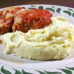 Puree z ziemniaków z serem (źródło: TLC)