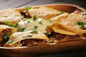 Quesadillas z chorizo (źródło: TLC)
