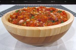 Salsa z pieczonych pomidorów (źródło: TLC)