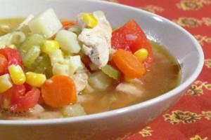 Zupa z kurczaka (źródło: TLC)