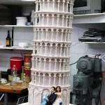 Tort Krzywa wieża w Pizie (źródło: TLC)