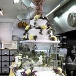 Tort weselny z gołębiami (źródło: TLC)