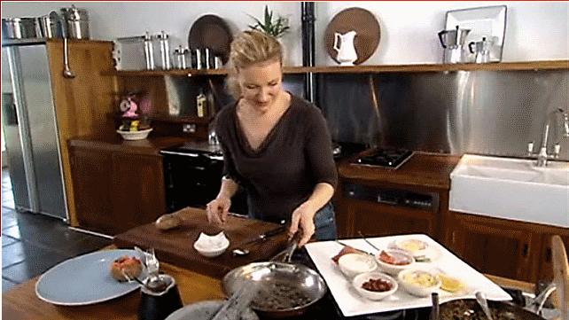 W kuchni z Rachel Allen (źródło: BBC)