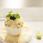 Jajko faszerowane pastą jajeczną (źródło: masterchef.tvn.pl_