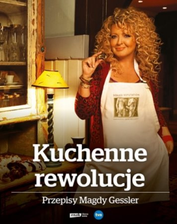 Polecane Ksiazki Kucharskie Magda Gessler Kulinarne Rewolucje