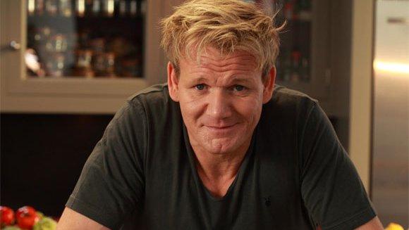 Kurs gotowania z Gordonem Ramsayem