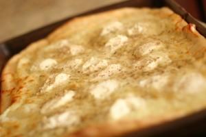 Biała pizza
