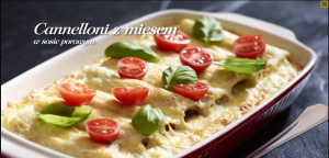 Cannelloni z mięsem (źródło: kuchnielidla.pl)