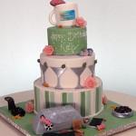 Tort urodzinowy Kelly (źródło: tlc.howstuffworks.com)