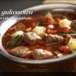 Zupa gulaszowa z kminkiem i pieczoną papryką (źródło: kuchnialidla.pl)