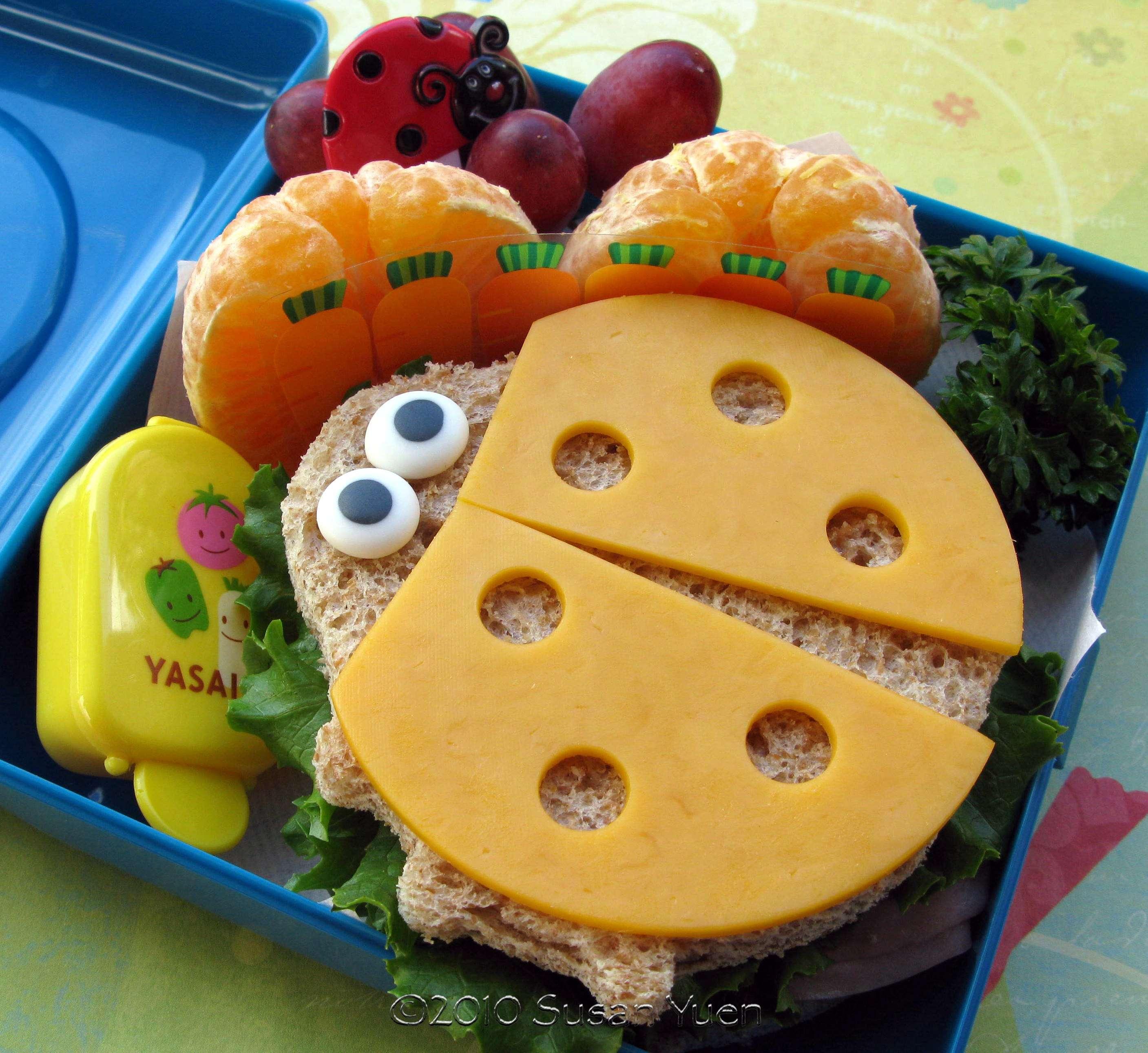 Kreatywne śniadanie Na Dziś Kanapka Biedronka Przepisy