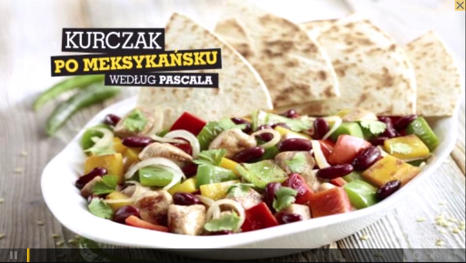 Pascal Kontra Okrasa Kuchnia Meksykanska Kurczak Po Meksykansku