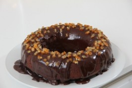 Ciasto czekoladowo-pomarańczowe  (źródło: bakingmad.com)