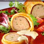 Cygara z mięsa mielonego i ciasta francuskiego (źródło: biedronka.pl)