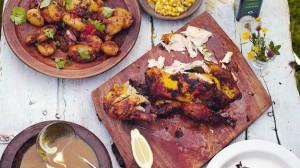 Królewski pieczony kurczak (źródło: channel4.com)