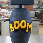 Latający tort bomba (źrodło: tlc.com)