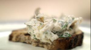 Pasztet z wędzonej makreli (źródło: hobbshousebakery.co.uk)