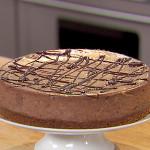 Sernik czekoladowy espresso (źródło: foodnetwork.com)