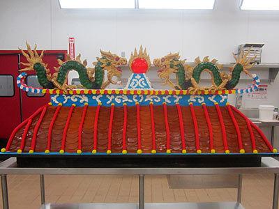 Tort na Chiński Nowy Rok (źródło: tlc.com)