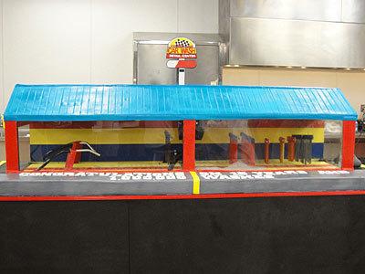 Tort myjnia samochodowa (źródło: tlc.com)