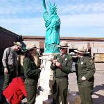 Tort Statua Wolności (źródło: tlc.com)