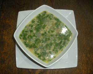 Zupa z czerwonej fasoli (Lobov dżasz) (źródło: tvp.pl)
