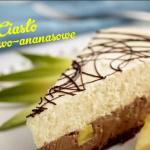 Ciasto kokosowo-ananasowe (źródło: kuchnialidla.pl)