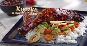 Kaczka w sosie śliwkowym (źródło: kuchnialidla.pl)