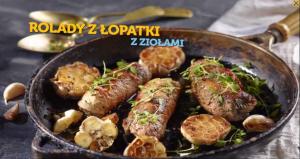 Rolady z łopatki z ziołami (źródło: kuchnialidla.pl)