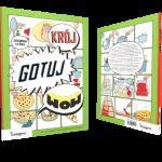 Książka kucharska Krój, gotuj, wow - 50 przpeisów klasycznej kuchni włoskiej