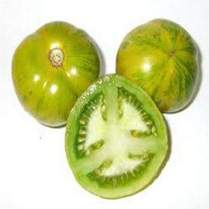 Pomidory Zielona Zebra (źródło: growshop.as)