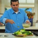 Sałatka Cezara - Buddy Valastro gotuje