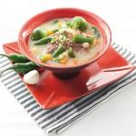 Rozgrzewająca zupa imbirowa (źródło: Hortex)