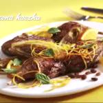 Pieczona kaczka z cykorią (źródło: kuchnialidla.pl)