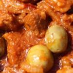 Zitounia - jagnięcina w sosie z oliwek (źródło: tvp.pl)