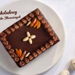 Kuchnia Lidla: Mazurek czekoladowy (źródło: kuchnialidla.pl)