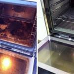 Jak bezproblemowo umyć i piekarnik bez szorowania?