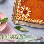 Mazurek pomarańczowy (źródło: kuchnialidla.pl)