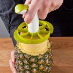 Jak obrać ananasa?